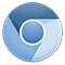 No usar el navegador: Chromium